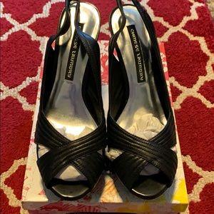 Chinese laundry black heels 👠
